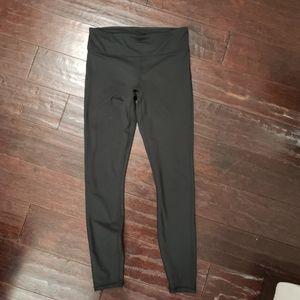 Fabletics Black Workout Leggings S